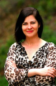 Author Joie Gharrity published by The Zebra Ink
